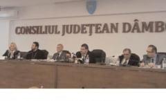 Sedinta cu scantei la investirea noului presedinte CJD