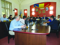 Sedinta de Consiliu Municipal cu scantei intre Gutau si Grigorescu