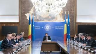 Sedinta de Guvern: Romanii isi vor putea cumpara vechimea pentru pensie