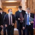 Sedinta de lucru la Cotroceni. Klaus Iohannis se intalneste cu Florin Citu, Dan Barna, dar si alti ministrii
