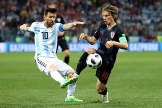 Sedinta decisiva in cantonamentul Argentinei la Cupa Mondiala. Ce au decis liderii Messi si Mascherano, impreuna cu antrenorul Sampaoli