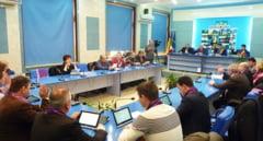 Sedinta fulger la Consiliul Local
