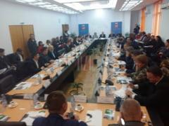 Sedinta importanta de Consiliu Judetean, la Prefectura