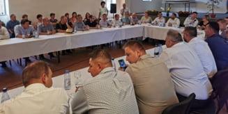 Sedinta inedita a Consiliului Judetean Harghita