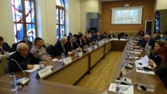 Sedinta ordinara a Consiliului Judetean