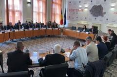 Sedinta ordinara a Consiliului Local Turda, in 29 mai 2018 (vezi ordinea de zi)