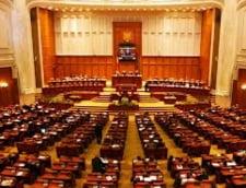 Sedinta parlamentara pentru Rosia Montana, anulata