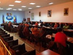 Sedinta pentru constituirea CJ Prahova, AMANATA