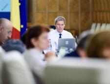 Sedinta speciala de guvern pentru romanii afectati de cutremurul din Italia
