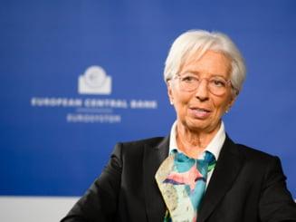 Sefa Bancii Centrale Europene: Comisia nu trebuie sa intarzie distribuirea celor 750 miliarde de euro, banii din fondul de relansare a economiei