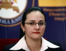 Sefa DIICOT, Alina Bica, retinuta de DNA pentru abuz in serviciu (Video)
