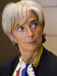 Sefa FMI, Christine Lagarde, inculpata pentru neglijenta