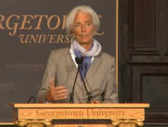Sefa FMI: Economia merge prost. Avem nevoie de 6 trilioane de dolari
