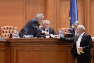 Sefa Inaltei Curti sustine ca doar Dragnea putea sesiza CCR in cazul completurilor specializate