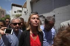 "Sefa diplomatiei UE: Ierusalimul ""trebuie sa fie capitala a doua state"""