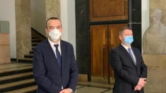 Sefii CSM au discutat cu expertii Comisiei Europene despre MCV si lupta impotriva coruptiei