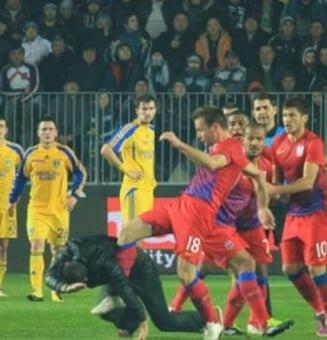 Sefii Petrolului fac lumina in cazul incidentelor de la meciul cu Steaua
