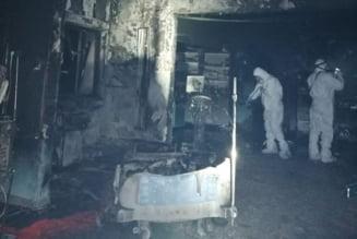 """Sefii Spitalului Judetean Piatra Neamt: """"Aparatura din sectia ATI in care s-a declansat incendiul era noua, cu o durata de folosire de aproximativ un an"""""""