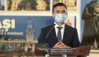 """Sefii USRPLUS Iasi il acuza pe edilul Mihai Chirica de """"grav derapaj democratic"""", dupa ce acesta a spus ca va intra in greva japoneza"""