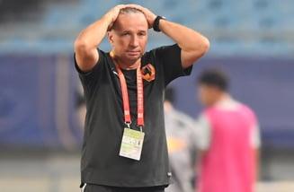 Sefii lui Guizhou au decis viitorul lui Dan Petrescu, dupa retrogradarea in liga a doua din China
