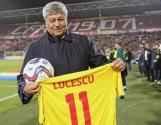 Sefii unui club de fotbal s-au luat la cearta din cauza lui Mircea Lucescu