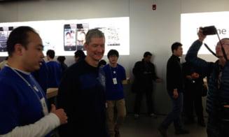 Seful Apple, in vizita in China - vezi motivul