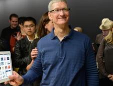 Seful Apple si-a pus restrictii la castiguri: isi ia banii doar daca cresc actiunile