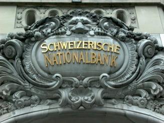Seful Bancii Elvetiei, anchetat dupa ce sotia sa ar fi profitat de o decizie a bancii