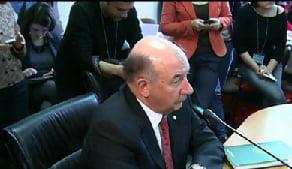 Seful CEC Bank, audiat in cazul creditului Ioanei Basescu: A invocat secretul bancar (Video)
