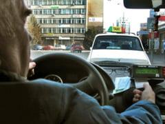Seful Camerei Taximetristilor: Clientii din Bucuresti sunt furati la aparatul de taxat