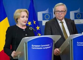 Seful Comisiei Europene: Am sentimentul ca e totul in regula in Romania? Nu!
