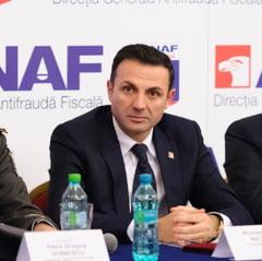 Seful Directiei Antifrauda ANAF, la DNA in calitate de suspect