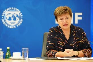 Seful FMI sfatuieste guvernele sa continue sa cheltuiasca. Investitiile care ar putea stimula productivitatea si veniturile