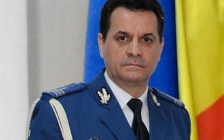 Seful Inspectoratului de Jandarmi Judetean Olt a predat comanda unitatii, trecand in rezerva