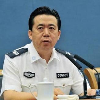 Seful Interpol a demisionat, dupa ce fost retinut in China si este anchetat pentru coruptie UPDATE
