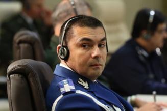 Seful Jandarmeriei da vina pe protestatari pentru incidentul auto in care a fost implicat un deputat