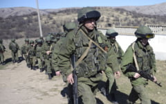 Seful NATO: Rusia maseaza din nou mii de soldati la granita cu Ucraina