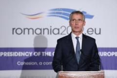 Seful NATO avertizeaza la Bucuresti ca armele nucleare ale Rusiei pot atinge orase europene