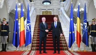 Seful NATO s-a intalnit cu Iohannis: Rusia a scos la iveala un nou tip de racheta, care poate ajunge in orasele europene
