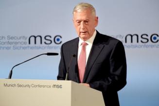 Seful Pentagonului: Nu exista nicio indoiala ca Siria detine arme chimice
