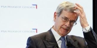 Seful Peugeot a renuntat la o pensie de 21 de milioane de euro