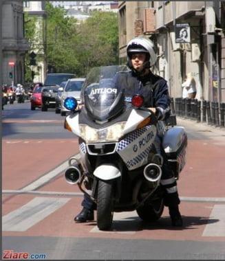 Seful Politiei Bihor, accident rutier cu masina lui Vasile Blaga