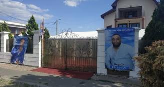 Seful Politiei Capitalei a ajuns la resedinta clanului Duduianu, unde are loc priveghiul interlopului Mototolea: Au fost aplicate peste 100 de sanctiuni contraventionale