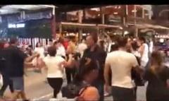 Seful Politiei Constanta si un adjunct, schimbati din functie, dupa aparitia imaginilor cu turistii care s-au prins in hora la Mamaia