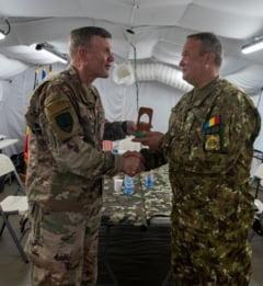 Seful SMA, generalul Ciuca: Parteneriatul strategic cu SUA reprezinta fundamentul profilului de securitate al Romaniei