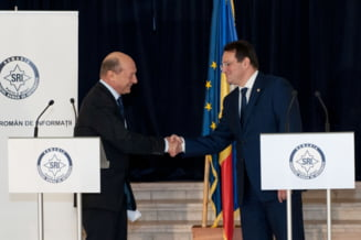 """Seful SRI, despre cea mai mare criza a tarii, Traian Basescu si cazul """"Udrea si Bica la Paris"""""""