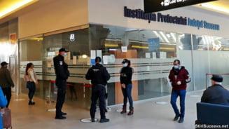 """Seful Serviciului de Informatii si Protectie Interna Suceava, vizat intr-un dosar disjuns din """"Fabrica de permise"""""""