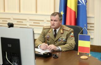Seful Statului Major al Apararii: Aplicarea Planului NATO de Raspuns la Pandemie conduce la o rezilienta sporita a statelor