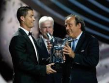 Seful UEFA, pedepsit de fanii lui Cristiano Ronaldo: Vezi ce-a patit casa sa (Video)