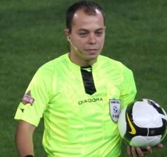 Seful arbitrilor isi lauda fiul: A condus foarte bine derbiul Dinamo-Steaua